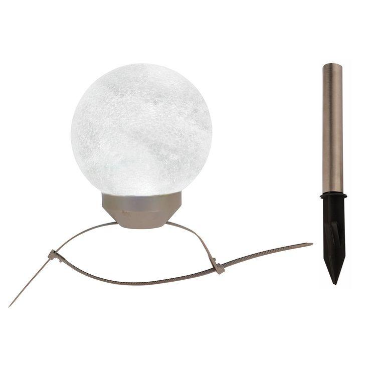 Beautiful EEK A LED Solar Kugelleuchte Farbwechsler II flammig Wei Glas N ve Jetzt bestellen unter