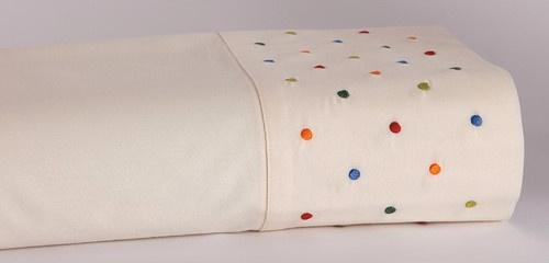 Company C Dots Pillowcase - contemporary - bed pillows - Wayfair