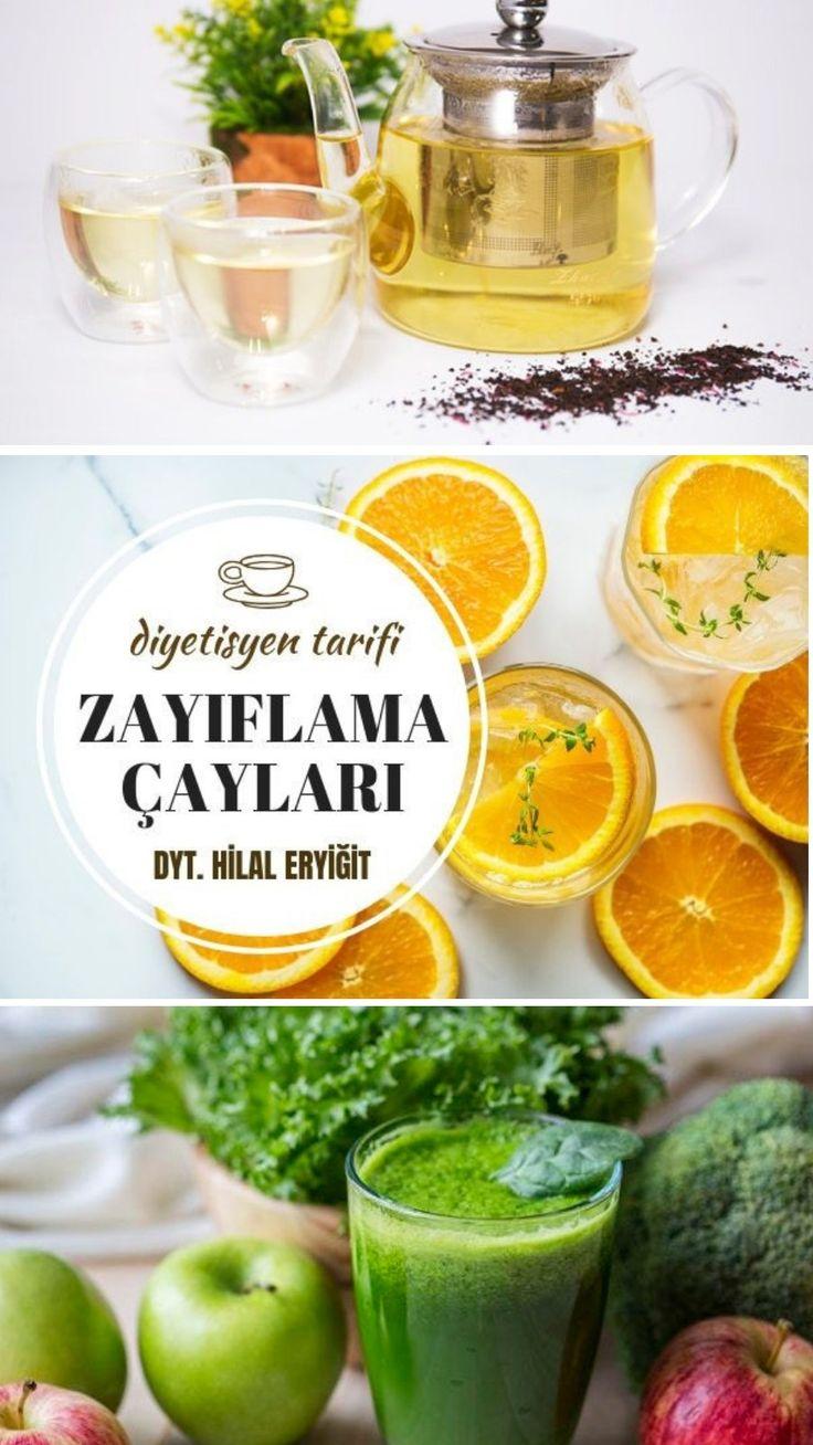 Zayıflama çayı tarifleri diyetisyen onaylı tamamen doğal tavsiyelerle bu ya…