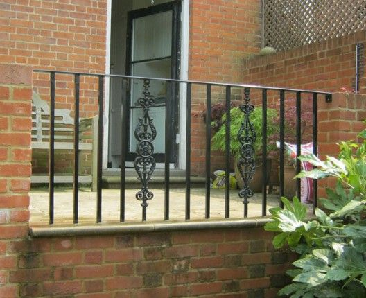 Balcony Railings – British Spirals & Castings