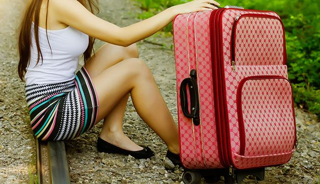Just as every traveler has a unique personality, why can't your luggage? Make your travels more colorful with these 13 fun carry-on suitcase designs!