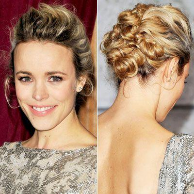 wedding updo hairstyle?