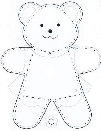 Easy Teddy Bear DIY Operation Christmas Child