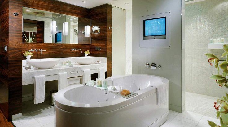 Cuisine Repeinte Rouge :  Hotel avec spa privatif, Hotel avec jacuzzi privatif et Hotel chambre