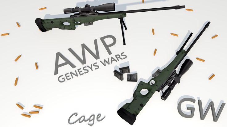 AWP By: Nikolas 'Cage' Griep
