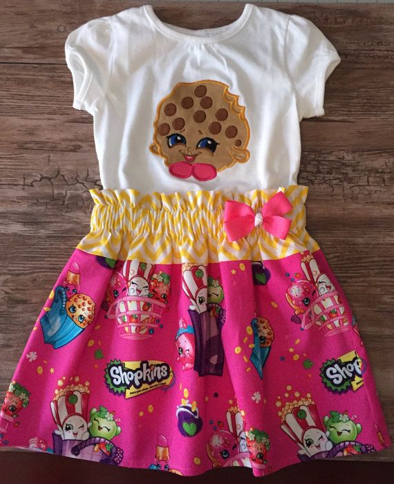 Shopkins Outfit Shopkins Skirt Shopkins by PichisCreationsShop