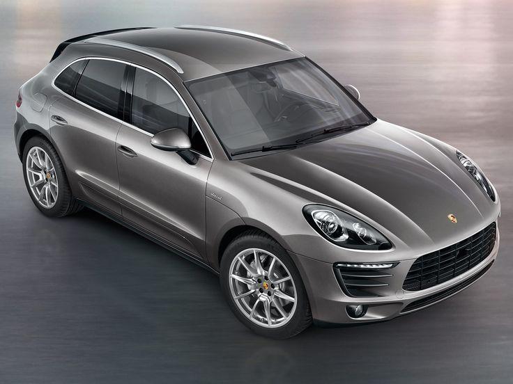 2014 Porsche Macan S Diesel