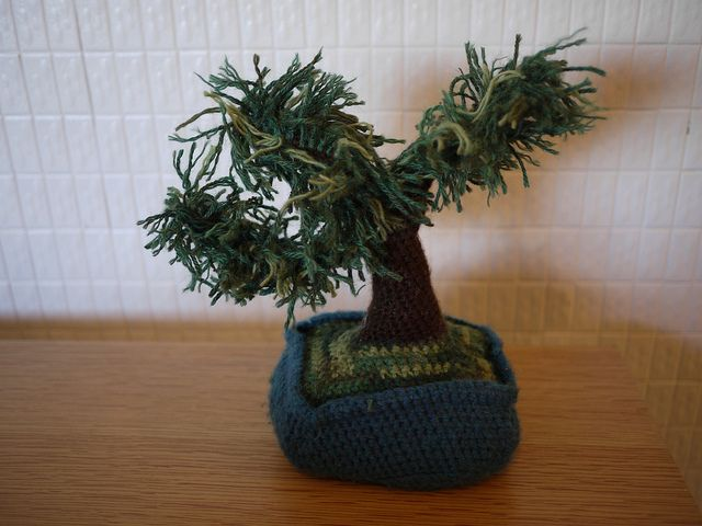 The Unkillable Bonsai – but will it blend?