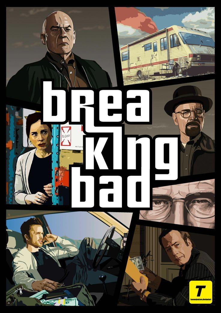 Breaking Bad GTA