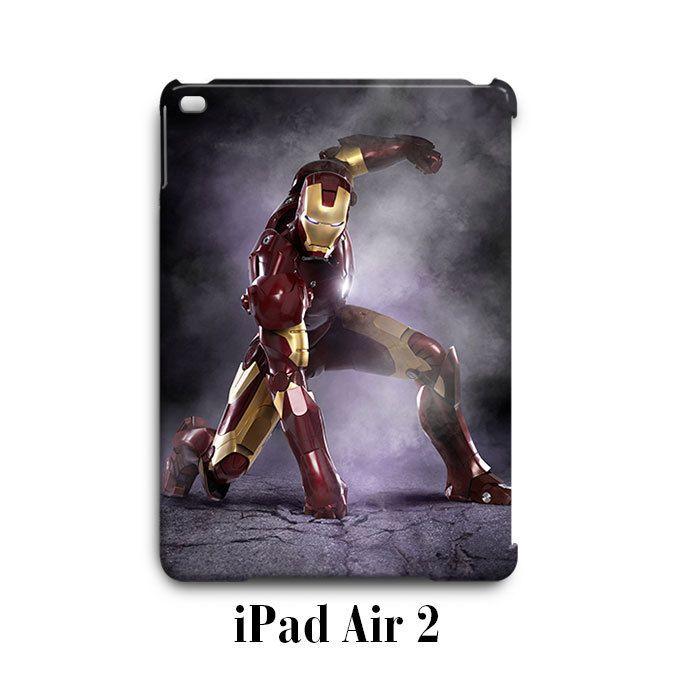 Iron Man iPad Air 2 Case Cover Wrap Around