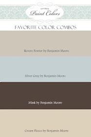 Paint colors to complement revere pewter paint colors - Colors that complement gray ...