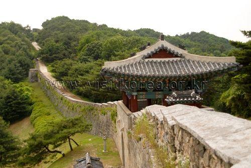 Sangdangsanseong Fortress (상당산성)