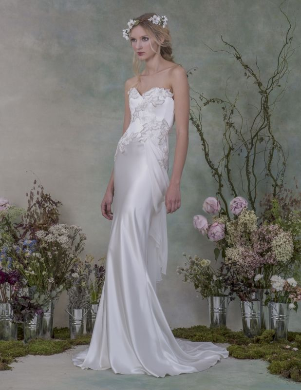 Elizabeth Fillmore Wedding Dresses - Fall 2015 Bridal Collection