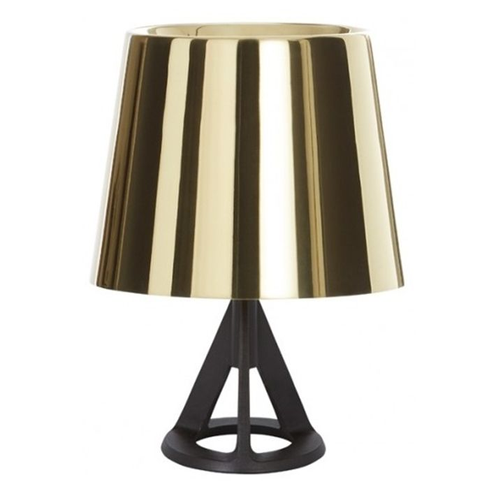 Base Table Lamp Designer Tom Dixon Collection Tom Dixon Brass Table Lamps Lamp Table Lamp