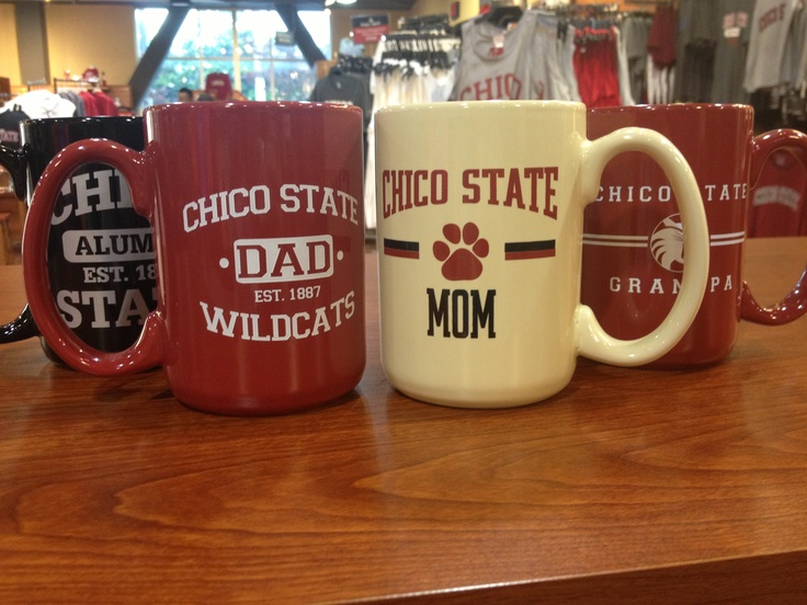 Image result for chico state mug