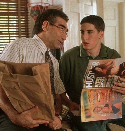 Eugene Levy & Jason Biggs (1999)