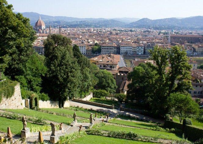 Firenze, Giardino Bardini - Florence, Bardini Garden