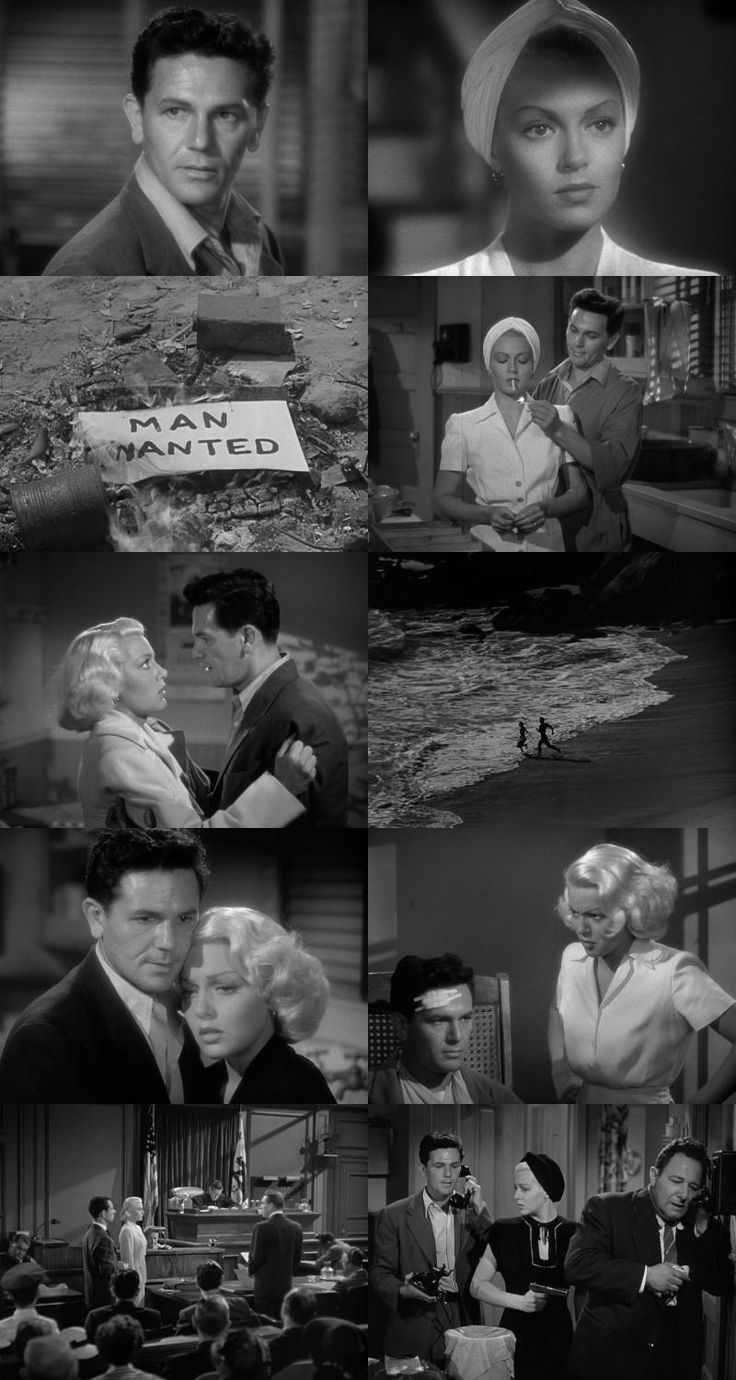The Postman Always Rings Twice (1946), directed by Tay Garnett.