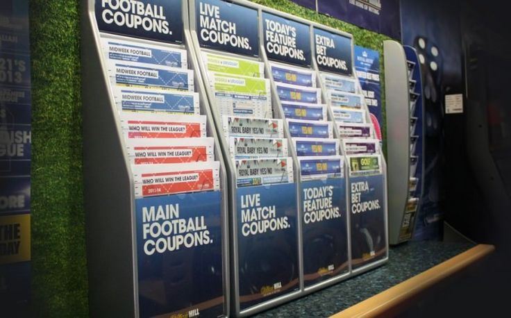 Football betting coupon least significant bitcoins