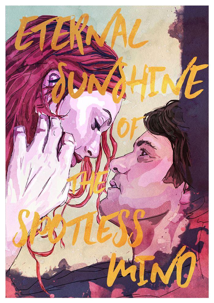 Eternal Sunshine of the Spotless Mind by Cody Bond