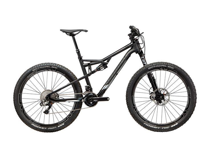 Cannondale Habit Carbon Black Inc. 2016, black/grey - Mountainbike