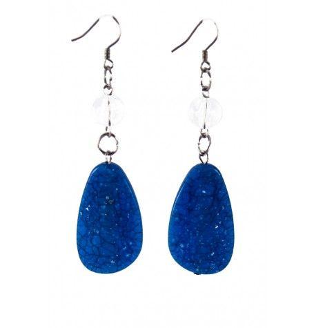 Elegant #vintage-inspired drop earrings.