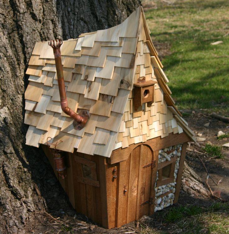 gnome house tom made