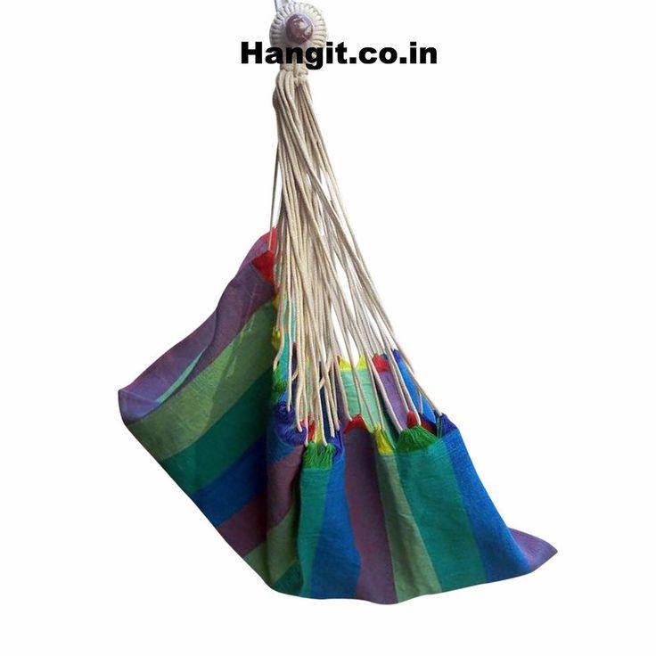 Click here to buy online @hangit_co_in http://ift.tt/2tTM0hM #deckchair #swingchair #swings #ropeswings #fabricswings #pepperfry #onlineshopping #hangit