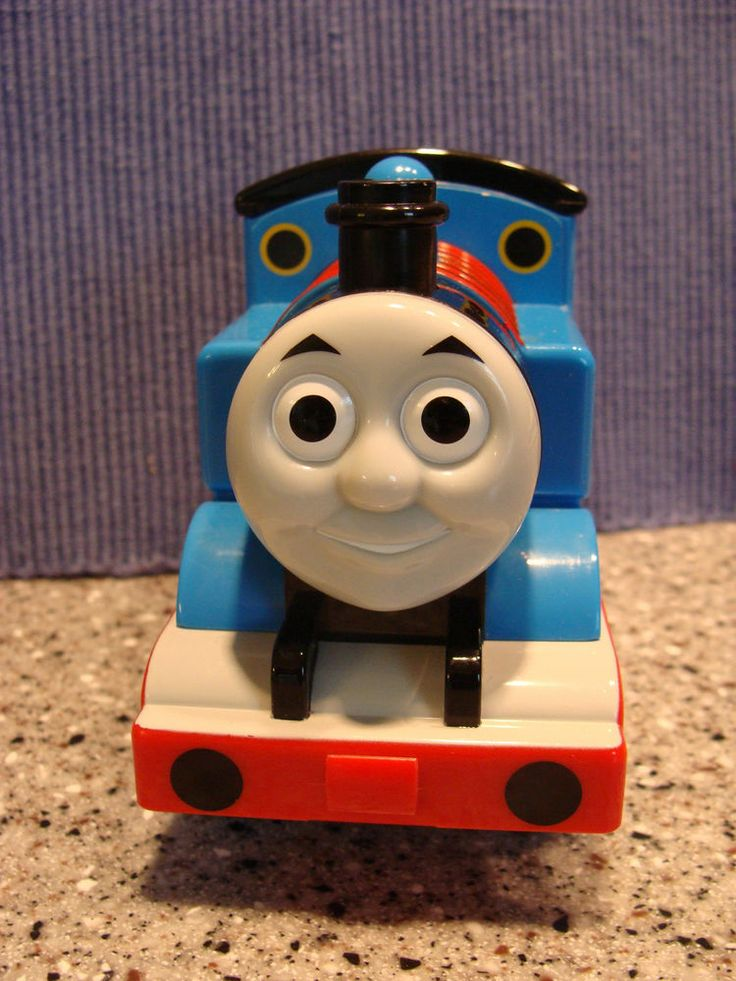 Talking Thomas The Train Push Along Thomas Train Toy