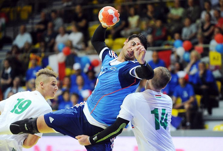 EURO M18EHFEUROPOLAND2014 FINAL FRANCE - HUNGARY