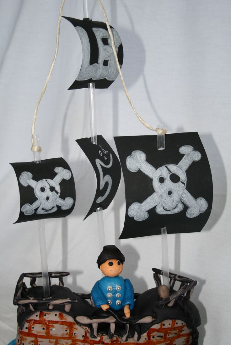 Pirates of the Cake Sea