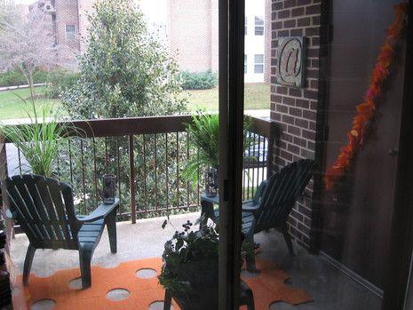 Apartment Balcony Decorating Tips
