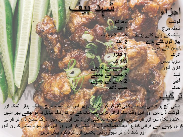 http://www.urdutotke.com/2017/05/03/honey-beef-rice-recipe-in-urdu/