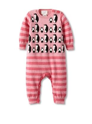Bonnie Baby Baby Penguin Playsuit