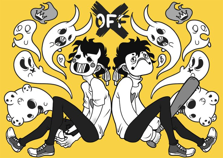 Zacharie OFF by TentacleWaitress on DeviantArt