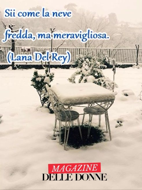 Lo splendore della neve #citazioni