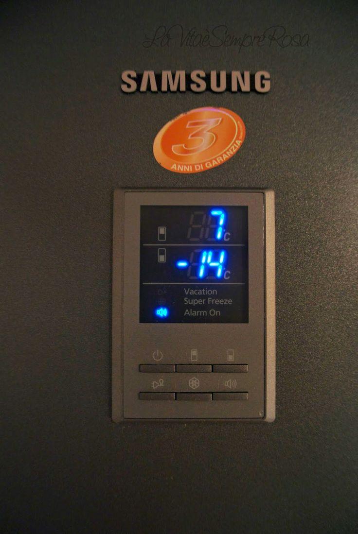 QuiLaVitaèSempreRosa: Pulizia del frigorifero...