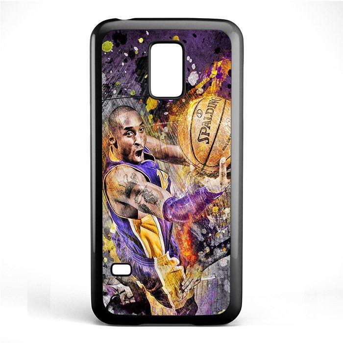 Kobe Bryan Spalding Basketball TATUM-6211 Samsung Phonecase Cover Samsung Galaxy S3 Mini Galaxy S4 Mini Galaxy S5 Mini