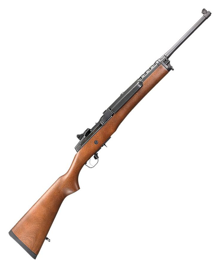 Ruger Mini-14 Ranch Rifle Wood/Blued Semi-Auto Rifle | Bass Pro Shops: The Best Hunting, Fishing, Camping & Outdoor Gear