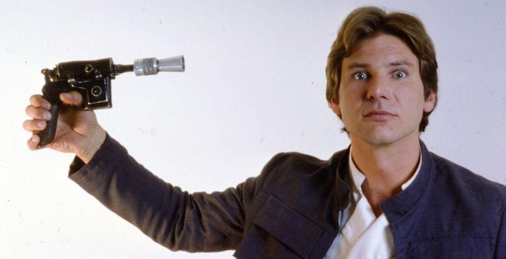 2-2-17 - Han Shot First:    Han Solo movie director announces start of production with throwback 'Star Wars' pun