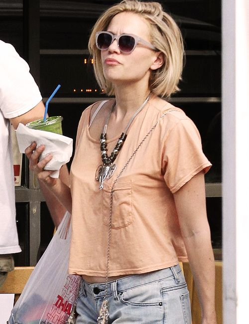 Bethany Joy Lenz hair cut