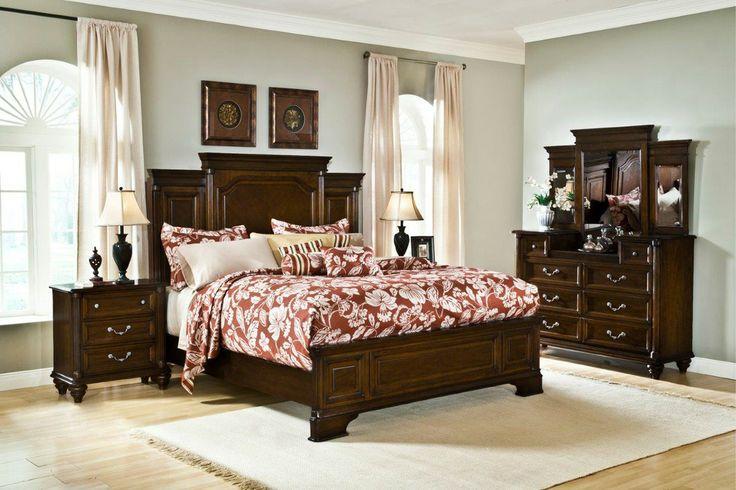 The Dump Furniture - GRANDEUR QUEEN BEDROOM PACKAGE