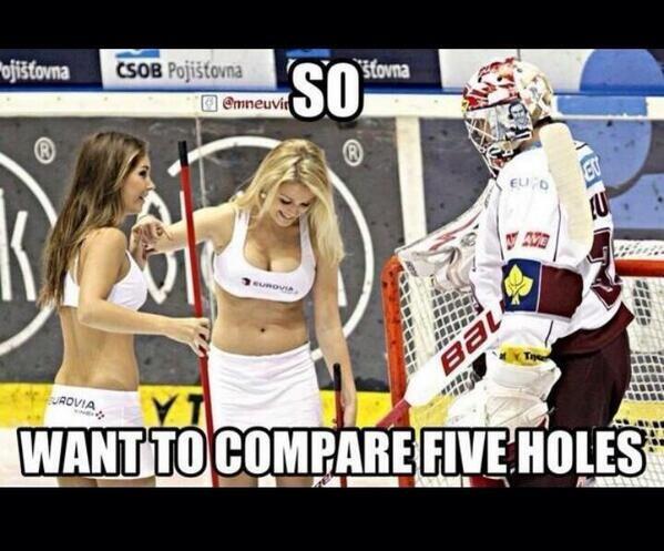 24 Really Funny Hockey Memes - Page 2