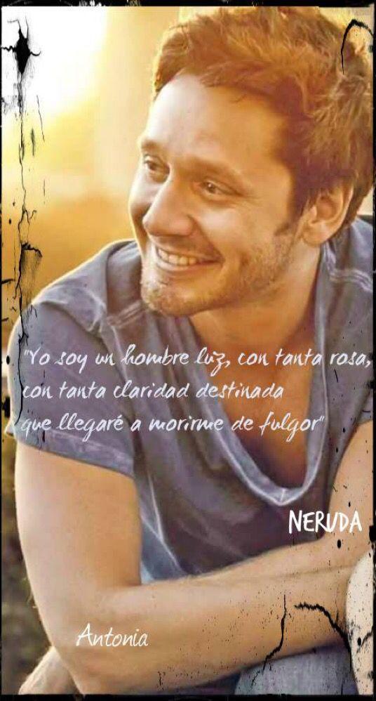 Yo soy el sol - Neruda y Benjamín Vicuña