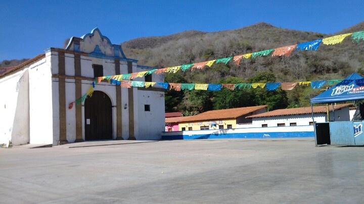 Pueblo de Chuao (Edo. Aragua - Venezuela)