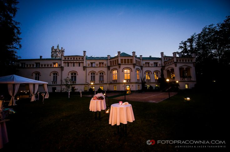 Ogród pałacowy - wesele