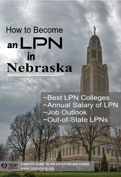 Those who are looking forward to becoming an LPN must complete a practical nursing program in Nebraska. Here is the list of accredited nursing schools in Nebraska that provide LPN courses to the aspiring students.