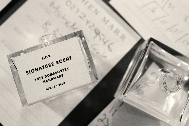 Bespoke Events | Create your signature scent at our Pop Up Perfumery, at The Dressing Room.