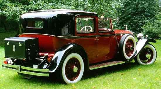 Rolls-Royce Phantom II, 1930 by Brewster
