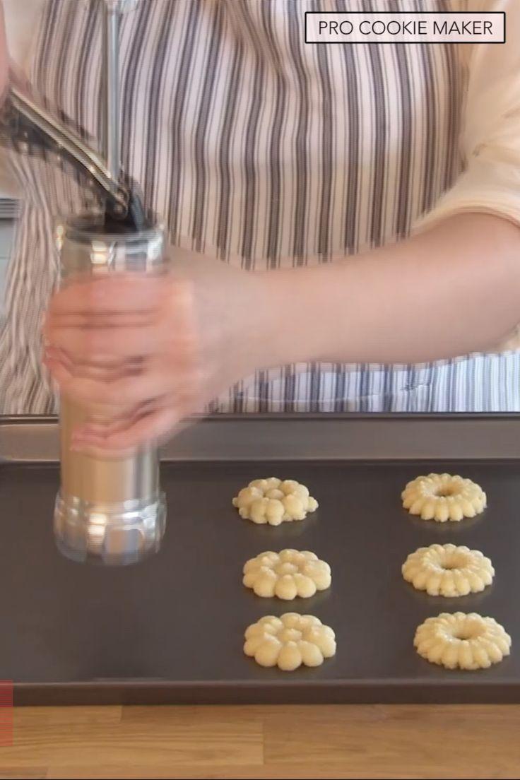 Pro Cookie Maker  – Kochen Backen